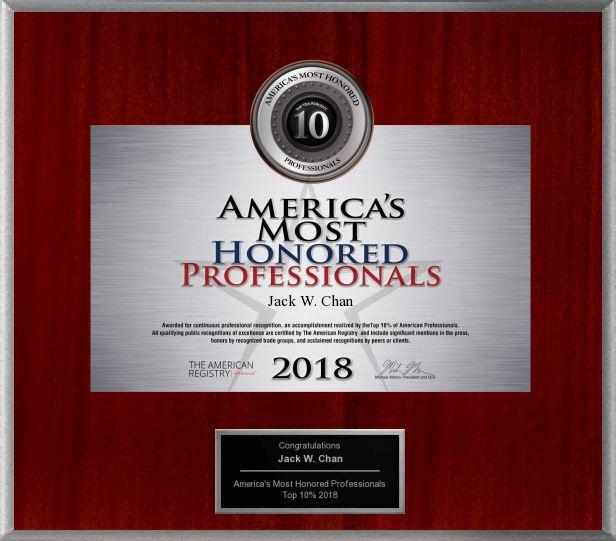 2018 Top Professional